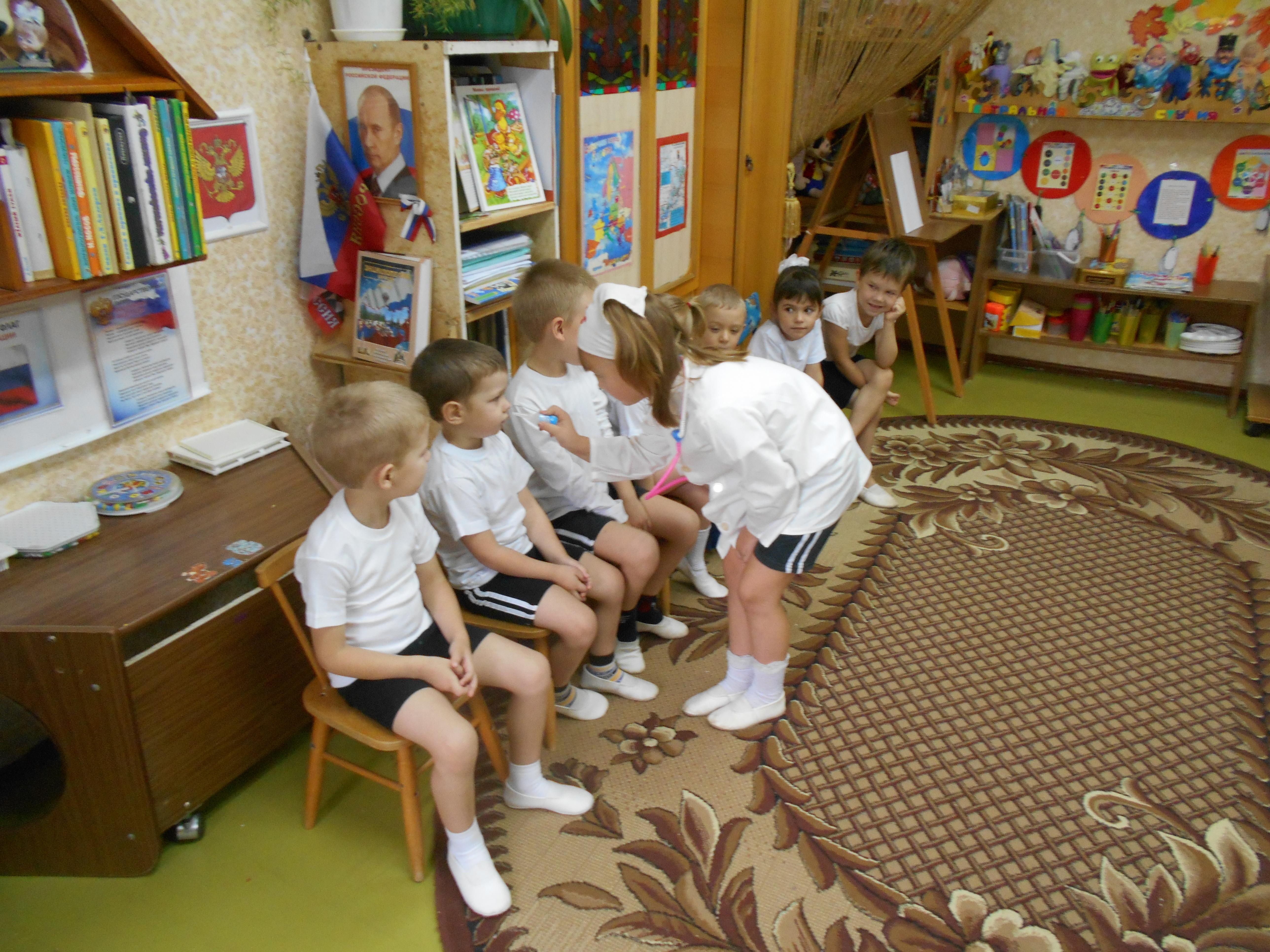 Режим работы детской поликлиники в спб